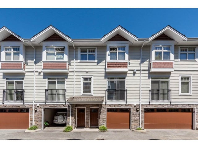 11 2689 PARKWAY DRIVE - King George Corridor Townhouse for sale, 3 Bedrooms (R2168982) #1