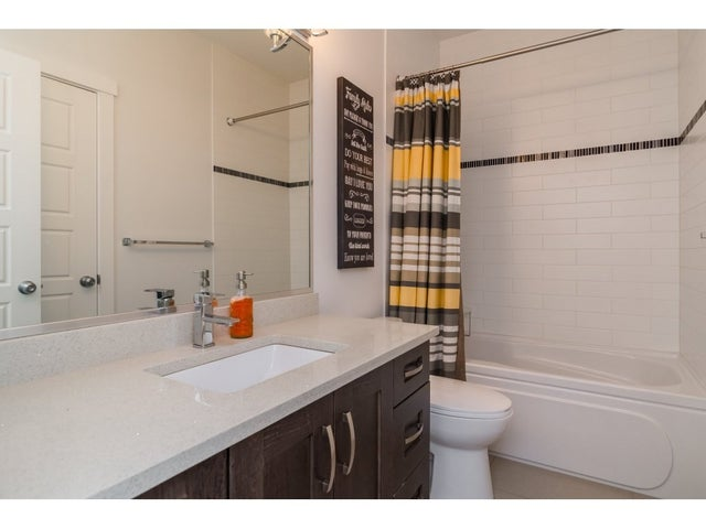 17 21017 76 AVENUE - Willoughby Heights Townhouse for sale, 3 Bedrooms (R2189976) #16