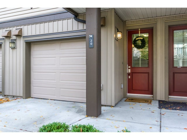 20 9525 204TH STREET - Walnut Grove Townhouse for sale, 3 Bedrooms (R2215318) #2