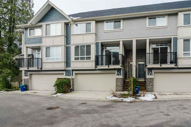 2 21017 76 AVENUE - Willoughby Heights Townhouse for sale, 4 Bedrooms (R2229653) #1