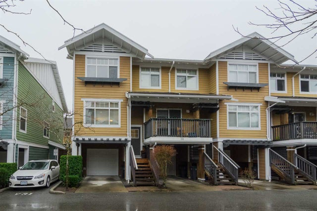 154 15236 36 AVENUE - Morgan Creek Townhouse for sale, 3 Bedrooms (R2230604) #1