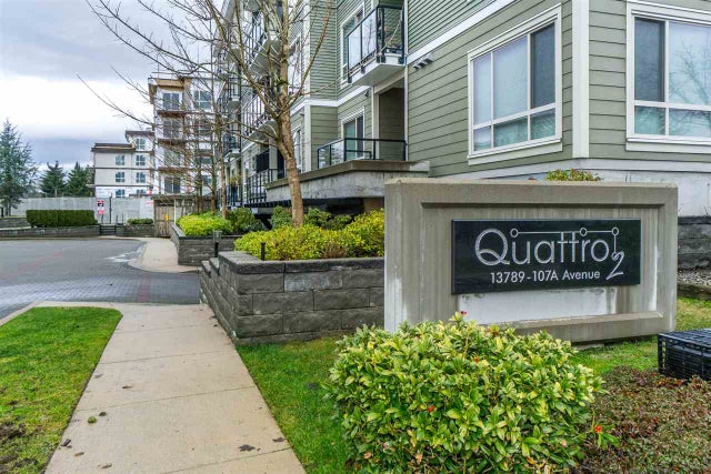 514 13789 107A AVENUE - Whalley Apartment/Condo for sale, 1 Bedroom (R2232405) #1