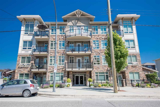 303 20861 83 AVENUE - Willoughby Heights Apartment/Condo for sale, 2 Bedrooms (R2271904) #1